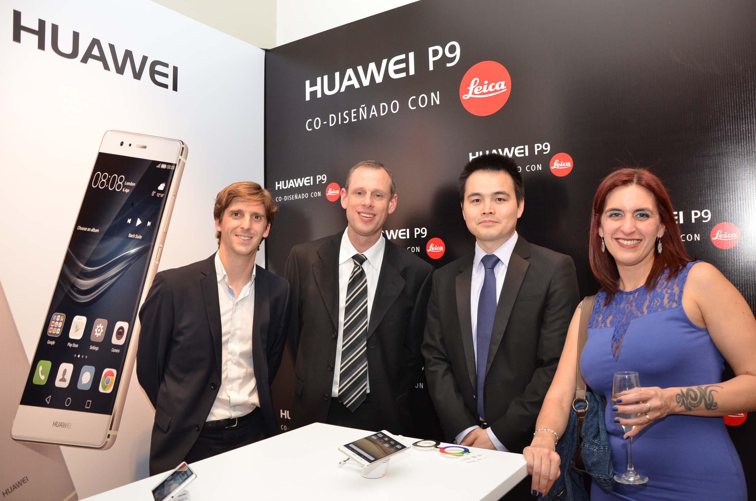 Starcenter da la bienvenida a Huawei