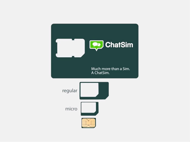 ChatSim ¡Mantenete conectado sin gastos de Roaming!