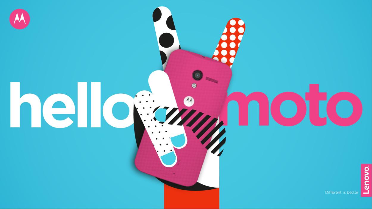Starcenter le da la bienvenida a Motorola