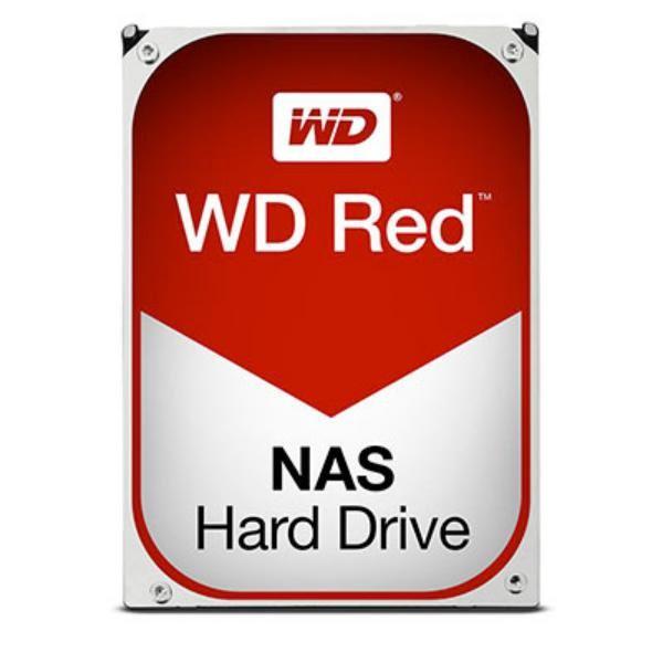 4TB SATA3 64MB 5400 RED NAS HDD