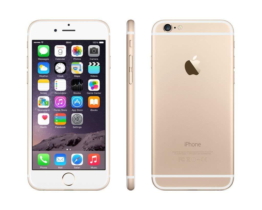 IPHONE 6 16B GOLD REF CAJA GENERICA (SIN ACCESORIOS )