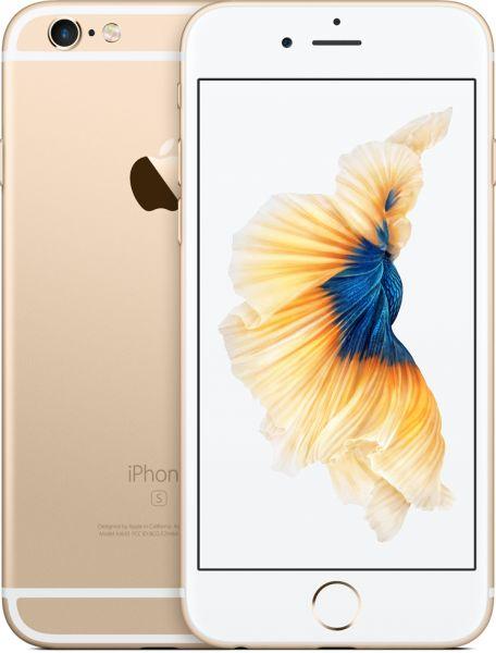 IPHONE 6S 16GB GOLD REF CAJA GENERICA (SIN ACCESORIOS )