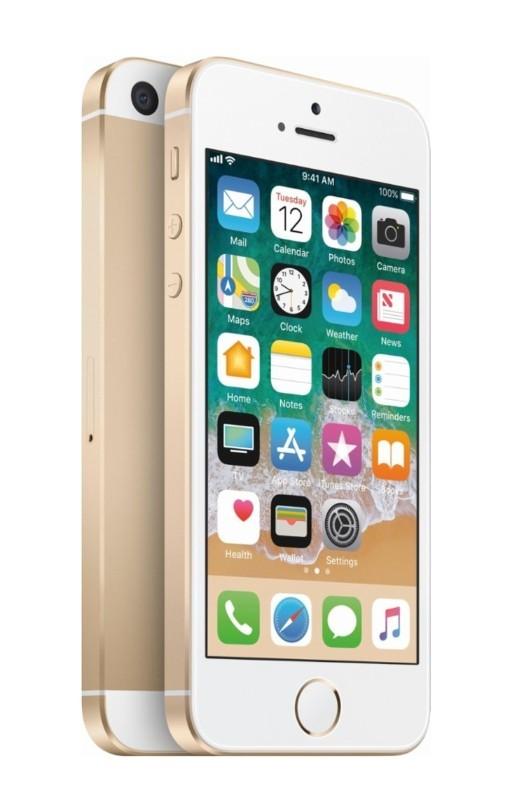 IPHONE SE 16GB GOLD REF CAJA GENERICA ( SIN ACCESORIOS)