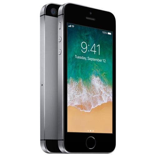 IPHONE SE 16GB SPACE GRAY  CAJA GENERICA ( SIN ACCESORIOS)