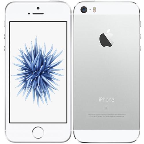 IPHONE SE 16GB SILVER  CAJA GENERICA ( SIN ACCESORIOS)