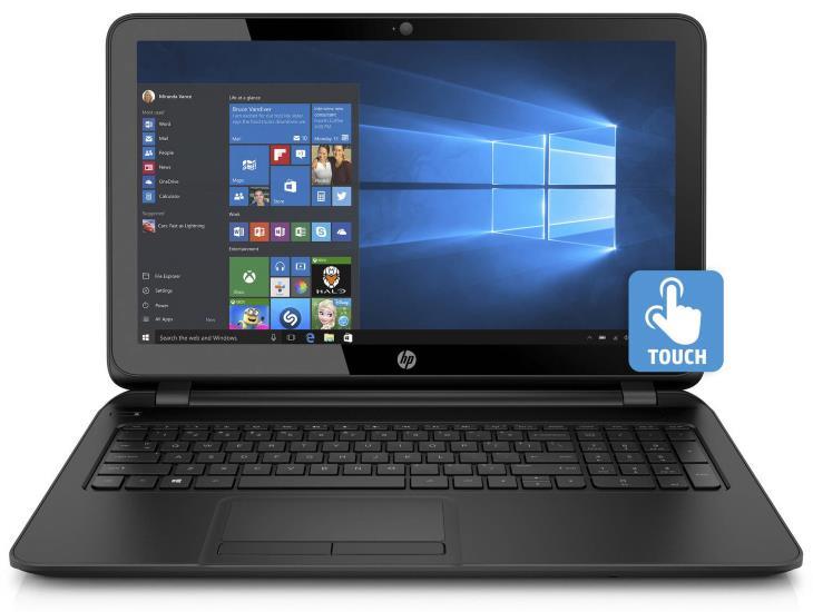 NOTEBOOK HP REF I7-7500U/15.6/TOUCHSCREEN/8GB/1TB