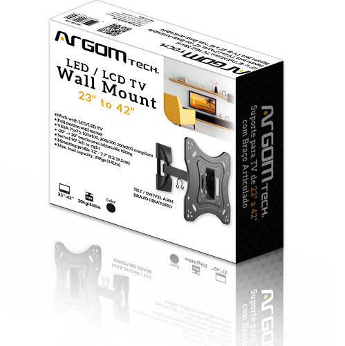 SOPORTE DE PARED ARGOM TV DE 23