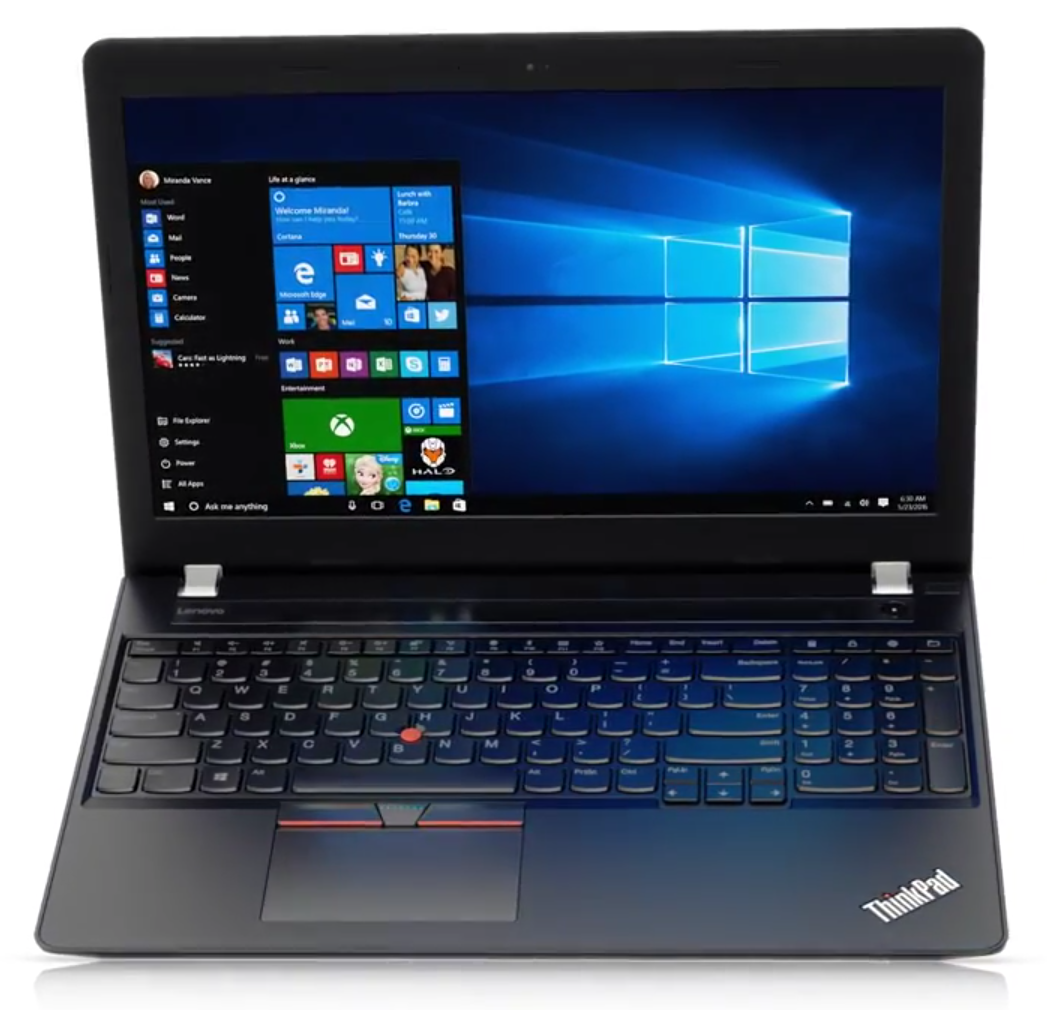 NOTEBOOK LENOVO THINKPAD E570 I7-7500U/8GB/1TB/W10PRO64