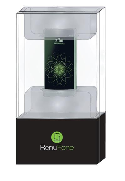 CELULAR RENUFONE IPHONE 4 8GB/BLANCO