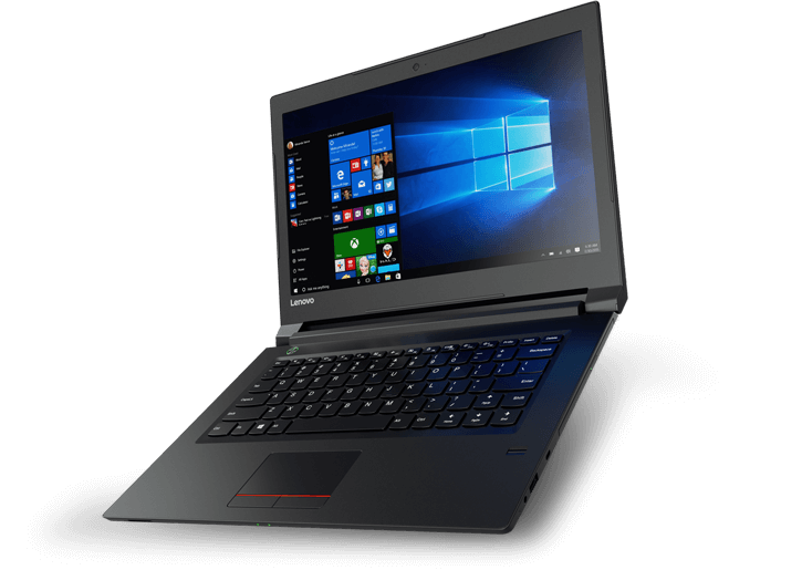 NOTEBOOK LENOVO V310-14IKB I5-7200U/8GB/500GB HDD/W10P64